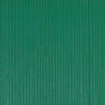 Auhagen 52219 <br/>Dekorplatten Bretterwand grün 1