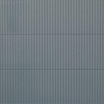 Auhagen 52231 <br/>Dekorplatten Wellblech grau 1