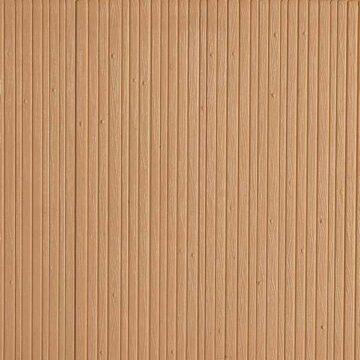 Auhagen 52418 <br/>Dekorplatte Bretterwand holzfarbig lose 1