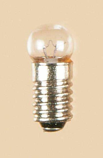 Auhagen 56760 <br/>Lampe mit Schraubsockel klar lose Kugel, 1 Stück 1