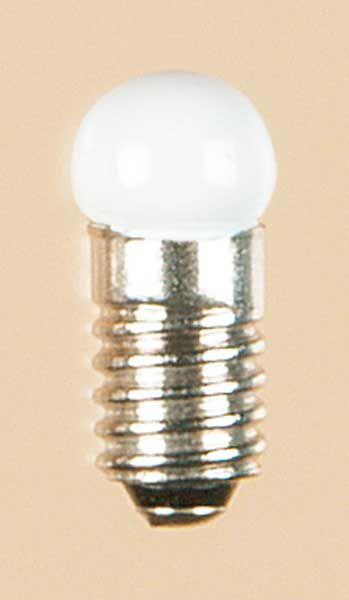 Auhagen 56784 <br/>Lampe mit Schraubsockel opal lose Kugel, 1 Stück 1