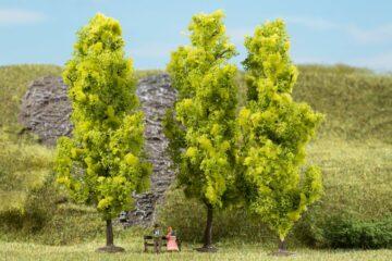 Auhagen 70939 <br/>Laubbäume hellgrün 15 cm 1