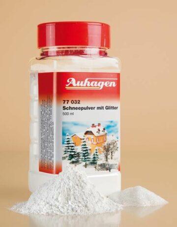 Auhagen 77032 <br/>Schneepulver mit Glitter 1