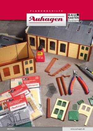 Auhagen 80001 <br/>Planungshilfe - Heft 1