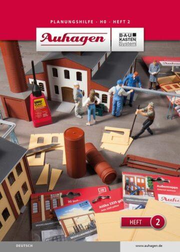 Auhagen 80002 <br/>Planungshilfe – Heft 2 1