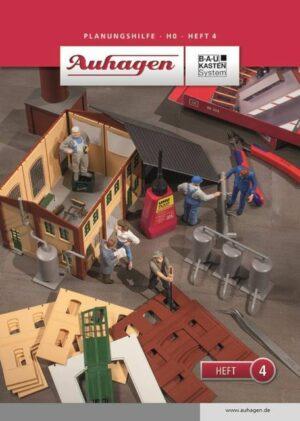 Auhagen 80004 <br/>Planungshilfe - Heft 4