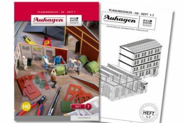 Auhagen 80007 <br/>Planungshilfe – Heft 7 1