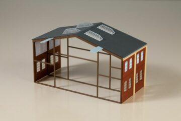 Auhagen 80100 <br/>Erweiterung Werkhalle  1