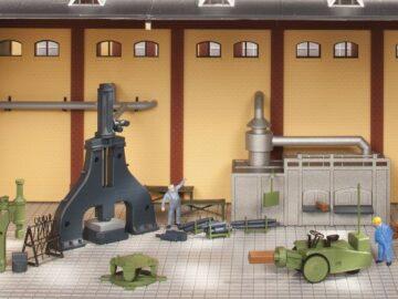 Auhagen 80109 <br/>Dampfhammer und Zubehör 1
