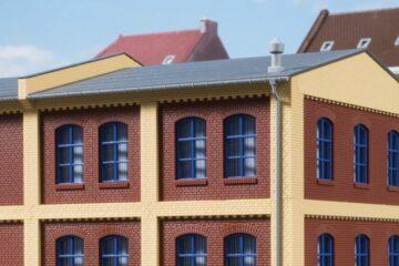 Auhagen 80217 <br/>Fenster blau 1