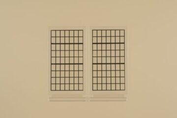 Auhagen 80219 <br/>Industriefenster P 1