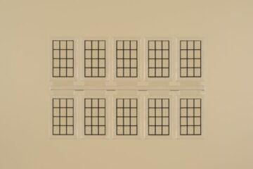 Auhagen 80220 <br/>Industriefenster Q 1