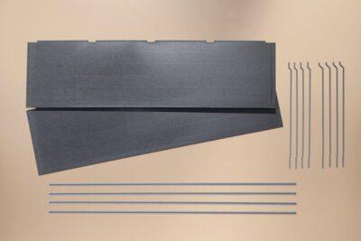 Auhagen 80304 <br/>Schleppdächer