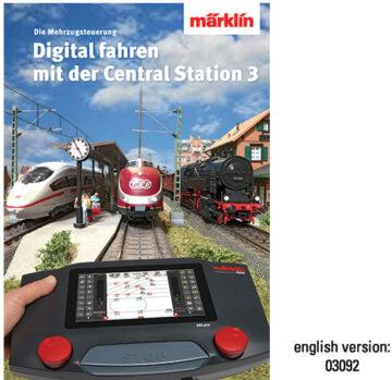 Märklin 3092 <br/>Magazin Märklin Digital Teil 1