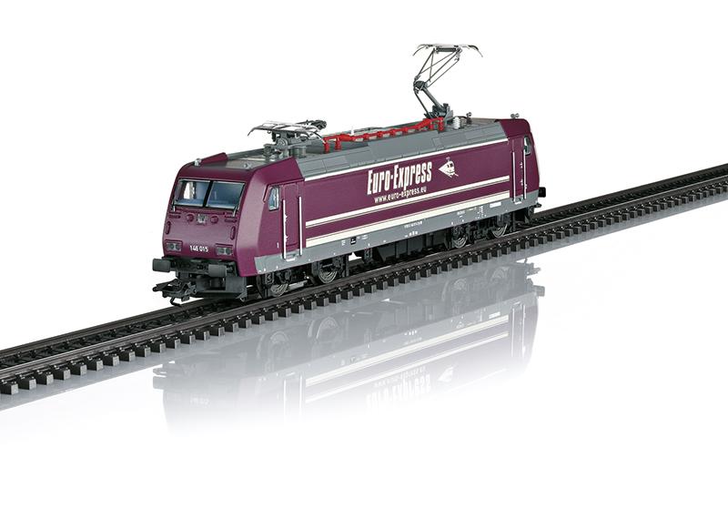 Märklin 36626 <br/>Elektro-Lokomotive BR 146 Euro Express