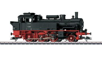 Märklin 36746 <br/>Dampflokomotive Baureihe 74 1