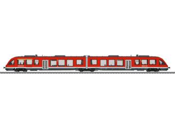 Märklin 37716 <br/>Nahverkehrs-Dieseltriebwagen Baureihe 648