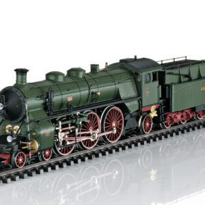 """Märklin 39436 Dampflokomotive Gattung S 3/6, die """"Hochhaxige"""""""