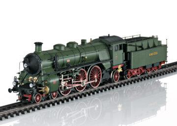 """Märklin 39436 <br/>Dampflokomotive Gattung S 3/6, die """"Hochhaxige"""" 1"""