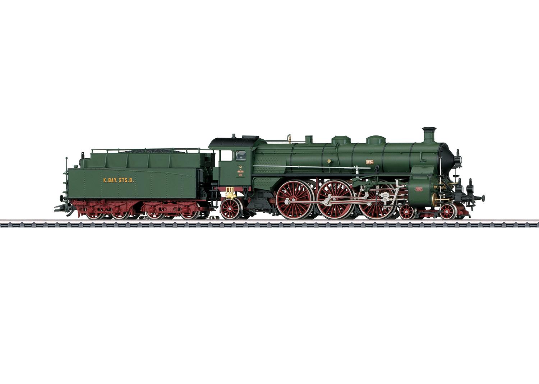"""Märklin 39436 <br/>Dampflokomotive Gattung S 3/6, die """"Hochhaxige"""""""