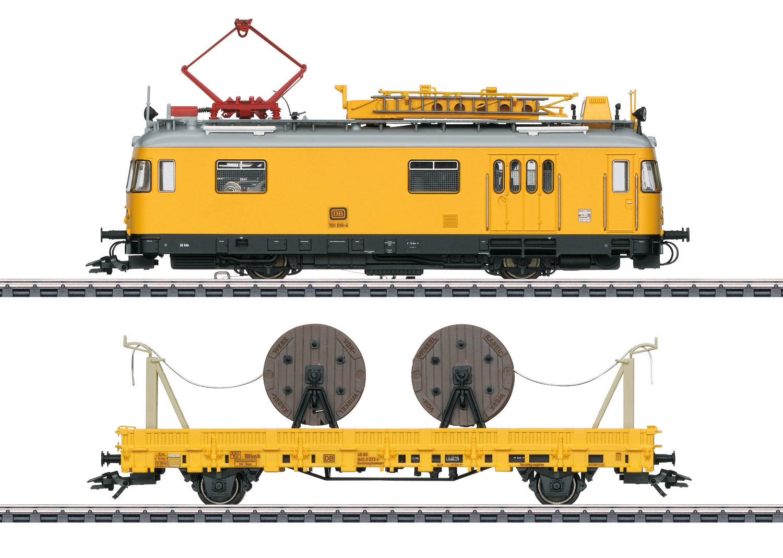 Märklin 39973 <br/>Turmtriebwagen Baureihe 701 2