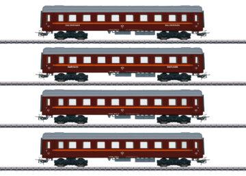 """Märklin 41921 <br/>Personenwagen-Set """"Tin Plate"""" 1"""