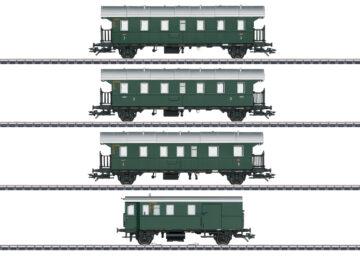 Märklin 43146 <br/>Personenwagen-Set mit Steuerwagen 1