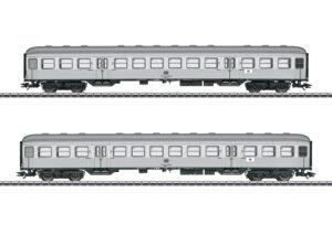 """Märklin 43147 <br/>Personenwagen-Set """"Silberlinge"""""""