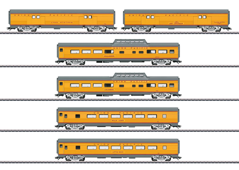 Märklin 43617 <br/>Personenwagen-Set