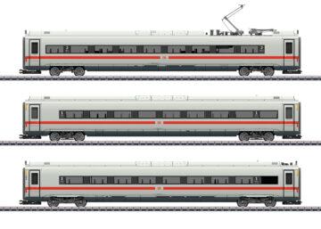 Märklin 43726 <br/>Ergänzungswagen-Set zum ICE 4 1