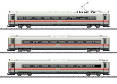 Märklin 43726 <br/>Ergänzungswagen-Set zum ICE 4