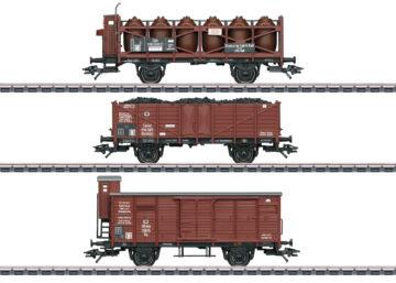 Märklin 46394 <br/>Güterwagen-Set 1