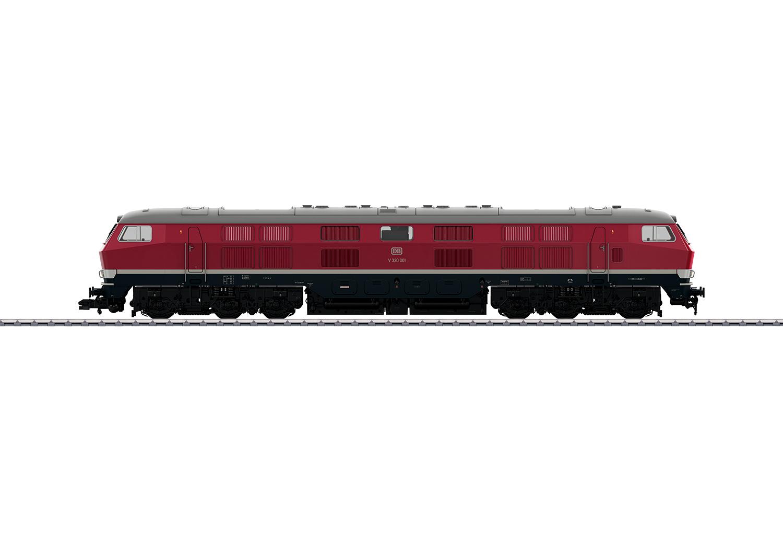 Märklin 55320 <br/>Diesellokomotive Baureihe V 320 2
