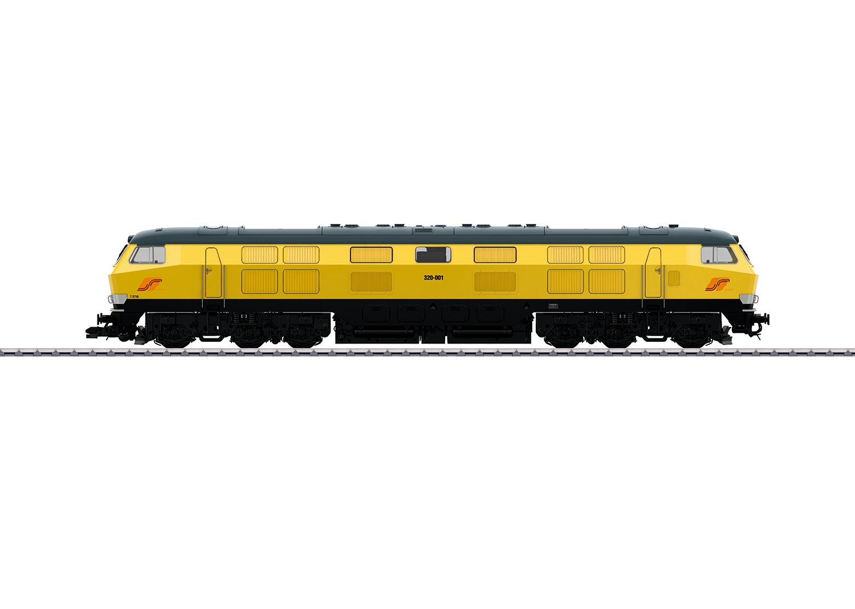 Märklin 55324 <br/>Diesellokomotive