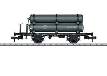 Märklin 58060 <br/>Dienstgutkesselwagen mit Gasbehältern 1