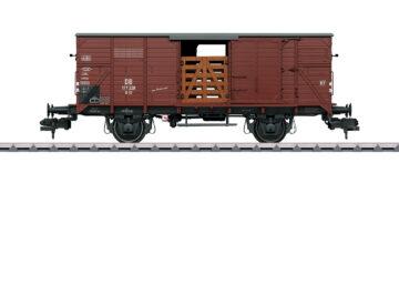 Märklin 58945 <br/>Viehtransportwagen 1