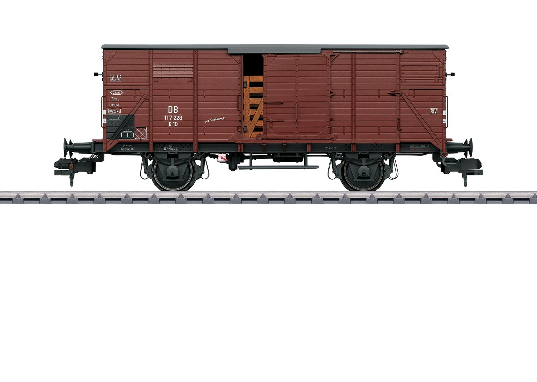 Märklin 58945 <br/>Viehtransportwagen 3