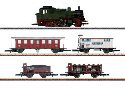 """Märklin 81390 <br/>Zugpackung """"175 Jahre Eisenbahn in Württemberg"""""""