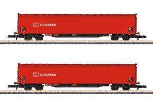 Märklin 82426 <br/>Schiebeplanenwagen-Set