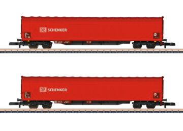 Märklin 82426 <br/>Schiebeplanenwagen-Set 1