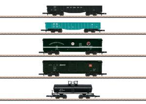 Märklin 82498 <br/>US Güterwagen-Set