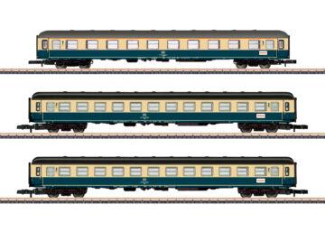 """Märklin 87211 <br/>Personenwagen-Set """"Abteilwagen"""" 1"""
