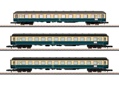 """Märklin 87211 <br/>Personenwagen-Set """"Abteilwagen"""""""