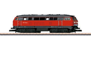 Märklin 88791 <br/>Diesellokomotive Baureihe 216 1
