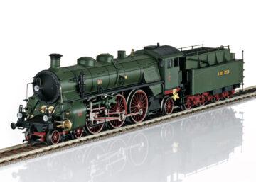 """TRIX 22403 <br/>Dampflokomotive S 3/6, die """"Hochhaxige"""" 1"""