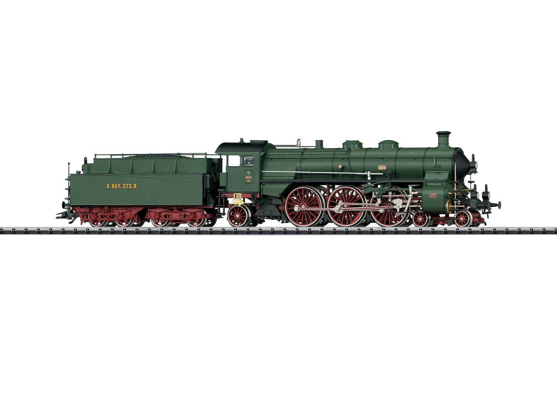 """TRIX 22403 <br/>Dampflokomotive S 3/6, die """"Hochhaxige"""" 2"""