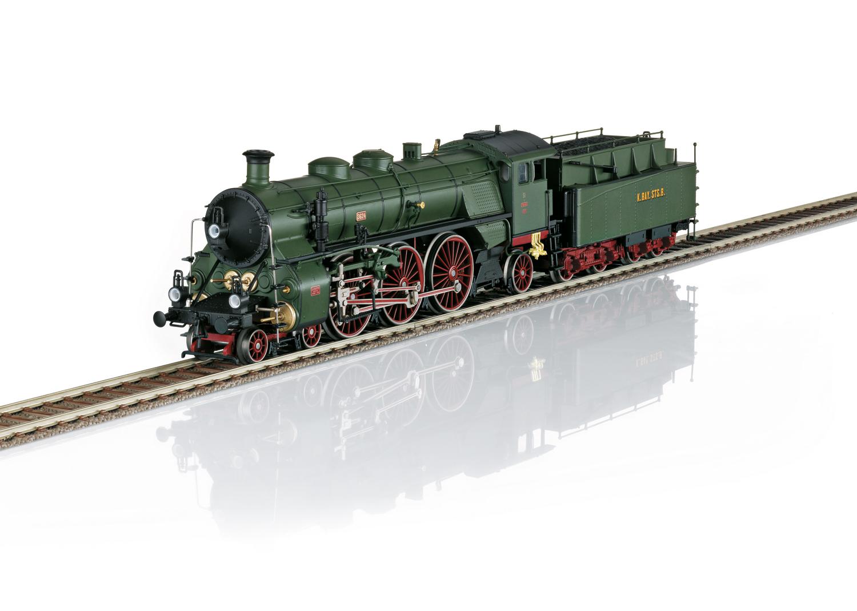 """TRIX 22403 <br/>Dampflokomotive S 3/6, die """"Hochhaxige"""" 4"""