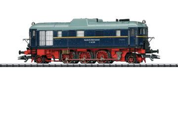 TRIX 22404 <br/>Diesellokomotive Baureihe V 140 1