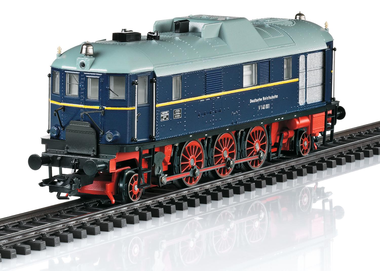 TRIX 22404 <br/>Diesellokomotive Baureihe V 140 2