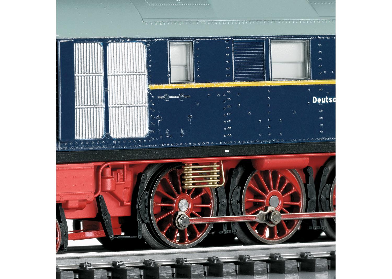 TRIX 22404 <br/>Diesellokomotive Baureihe V 140 3